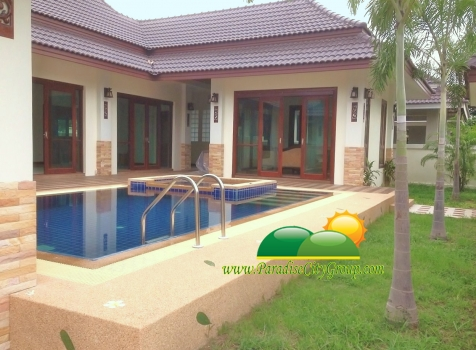 Hua HIn House For Rent, Villa For Rent, Holiday Vilaa For Rent