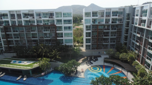 Condo the Sea Craze in Hua Hin For Rent